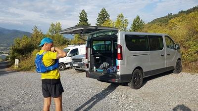 GaëlRunBuz : déplacements pour les trails et ultras avec MyLocMinibus